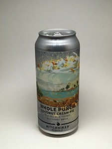 **LOCAL** Hitchhiker - Whole Punch Coconut Cream Pie Milkshake (16oz Can)